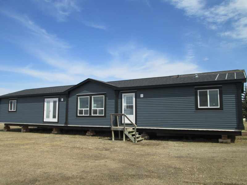 New In Stock Homes - Riverbend Mobile Homes, Battleford